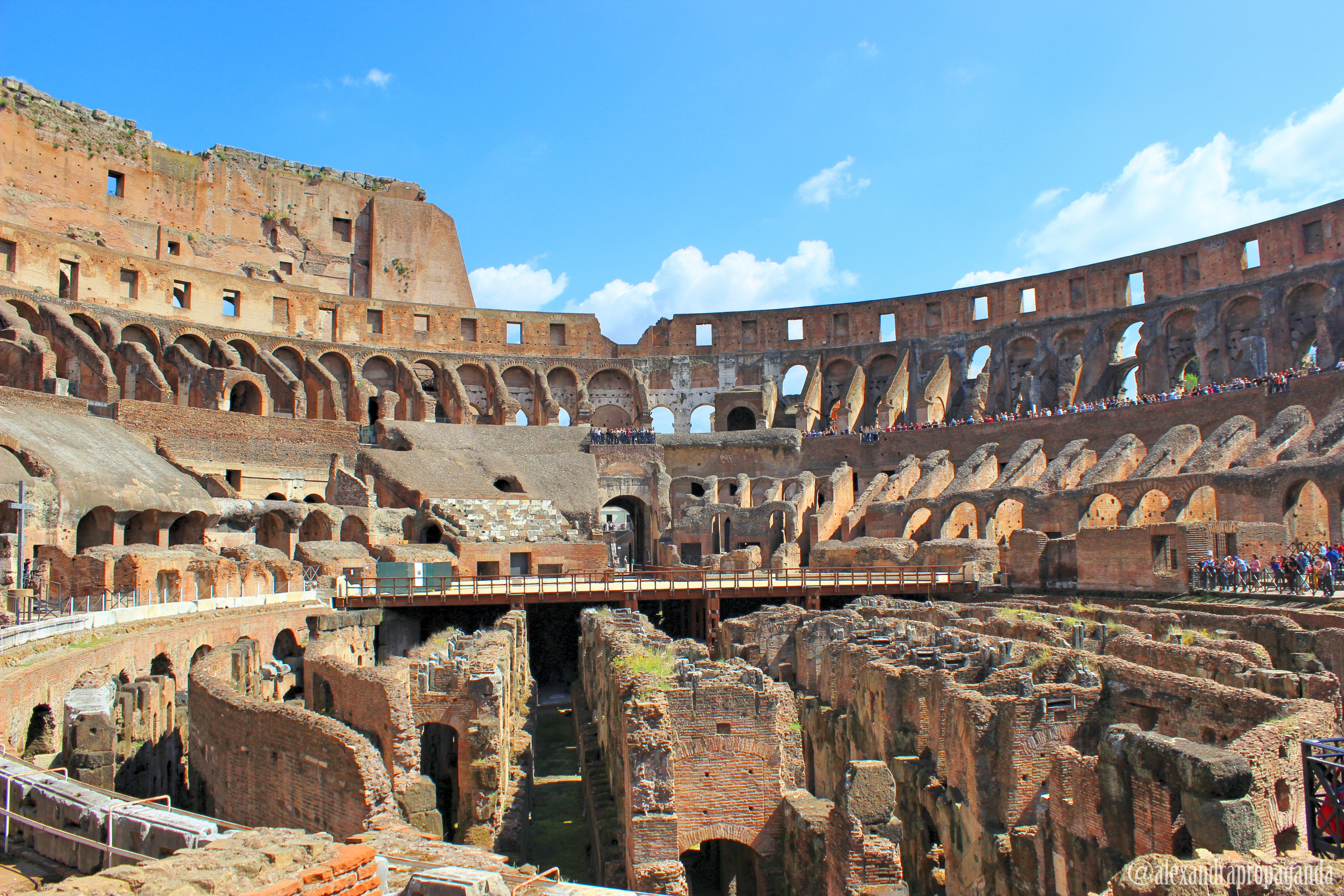 Visiting The Colosseum, Roman Forum, And Palatine Hill In